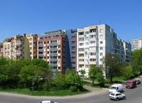 1 спальная 70m2, вторичка в Бургасе