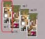 1 спальная 40m2, вторичка в Созополе